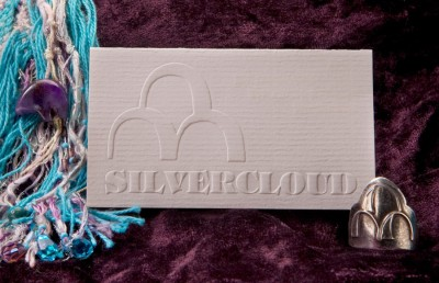 Silvercloud Logo and Signature Ring